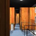 Covert House-Hallway