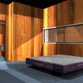 Covert House-Master Bedroom