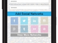 Add Social Networks