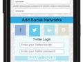 Adding Twitter