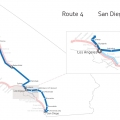 07-Route 4-San Diego to Sacramento