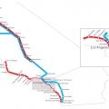 01-California High Speed Rail Corridor-Current Plan