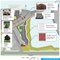 25-Landscaped Site Plan with Materials