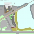 Boating Center:  Site Plan