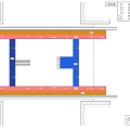 Aubretia Transit Center: Upper Metro Plan